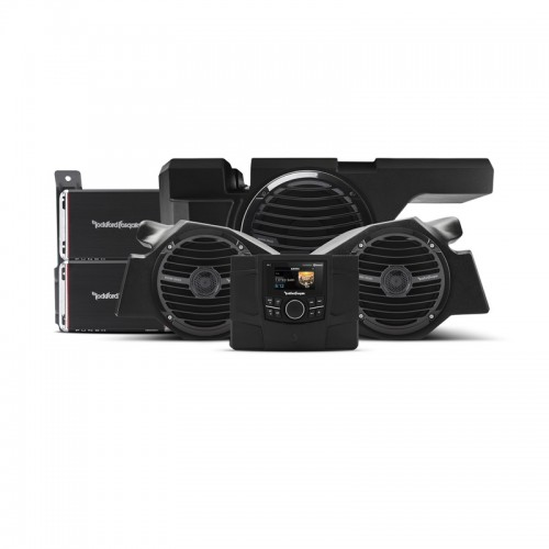 Rockford Fosgate Audio System for Polaris RZR Stage 3