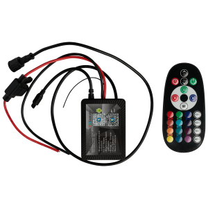 RGB Bluetooth w/Music Controller and 24 key remote