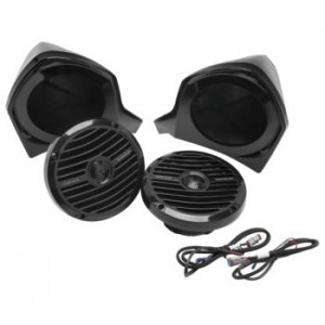 Rockford Fosgate Add-on Speaker Kits Front Upper Speakers for Yamaha YXZ