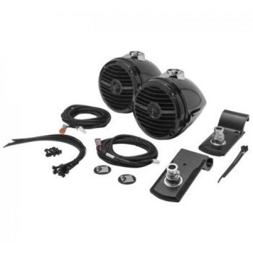 Rockford Fosgate Add-on Speaker Kits Rear Speakers for Polaris Ranger