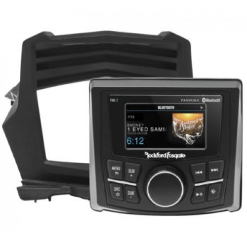 Rockford Fosgate Audio System for Can-Am Stage 1