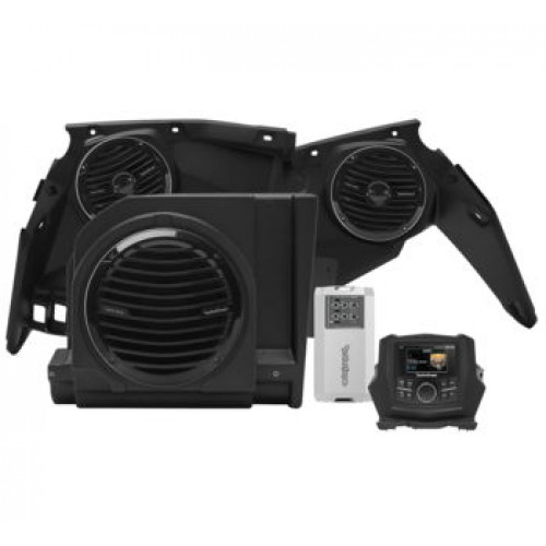 Rockford Fosgate Audio System for Can-Am Maverick X3 Stage 3