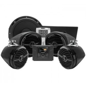 Rockford Fosgate Audio System for Polaris General Stage 4