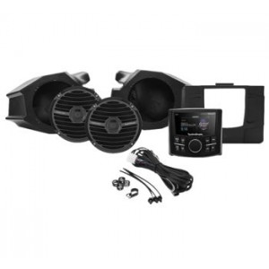 Rockford Fosgate Audio System for Polaris RZR Stage 2