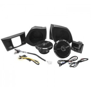 Rockford Fosgate Audio System for Yamaha YXZ Stage 2