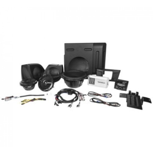 Rockford Fosgate Audio System for Yamaha YXZ Stage 3
