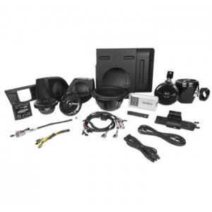 Rockford Fosgate Audio System for Yamaha YXZ Stage 4