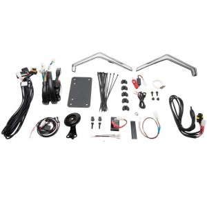 Street Legal Kit with Front Fang Lights Polaris RZR 1000, Turbo 2019-2020