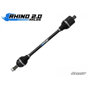 SuperATV Polaris RZR PRO XP Rhino 2.0 Heavy Duty Axles