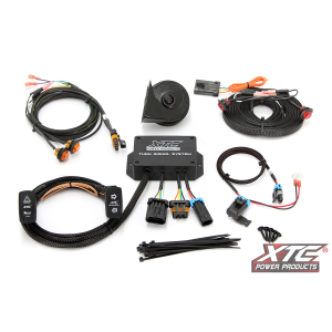 Universal Plug And Play Turn Signal System With Horn