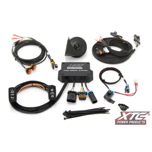 Universal Turn Signal System With Horn Uses OEM Lights