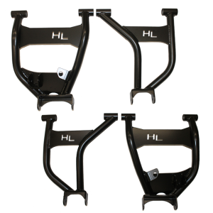 Rear Upper & Lower Control Arms Polaris Ranger XP 1000, Crew, NorthStar