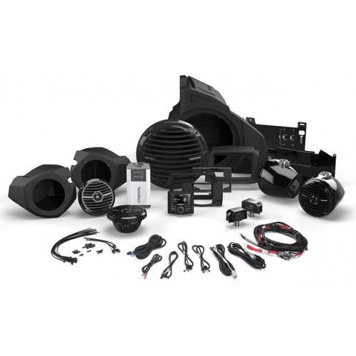 Rockford Fosgate Audio System for Polaris RZR Stage 4