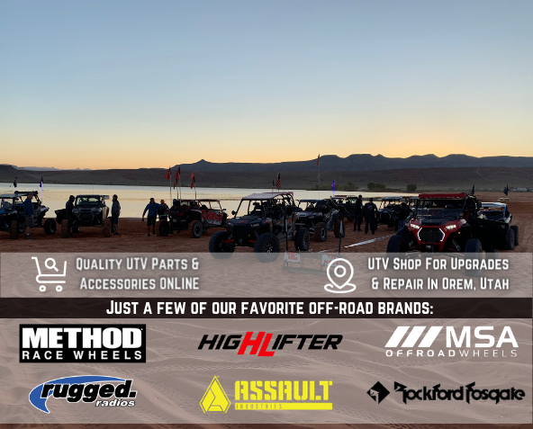 Gorilla Offroad UTV parts & repair shop Orem Utah