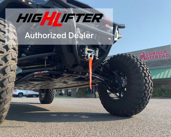 UTV Parts High Lifter Authorized Dealer