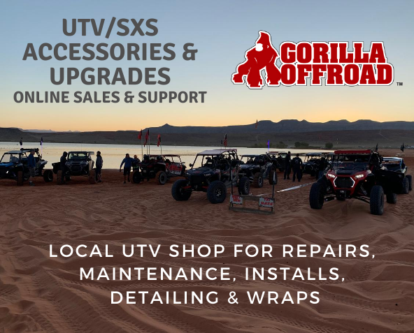 Gorilla Offroad UTV accessories repair